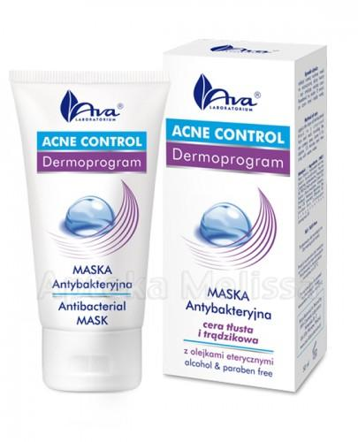 AVA ACNE CONTROL Maska antybakteryjna - 50 ml