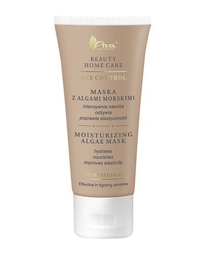 AVA BEAUTY HOME CARE Maska z algami morskimi - 100 ml - Apteka internetowa Melissa
