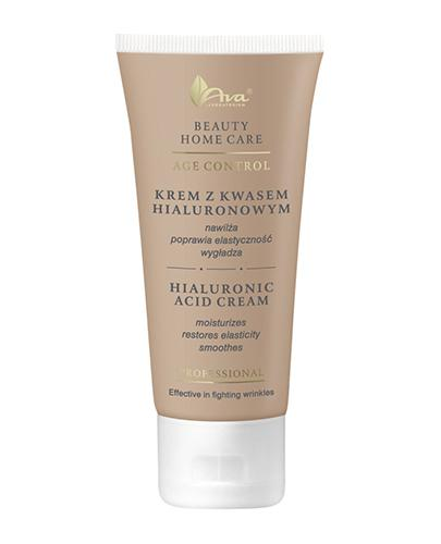 AVA BEAUTY HOME CARE Krem z kwasem hialuronowym - 100 ml - Apteka internetowa Melissa