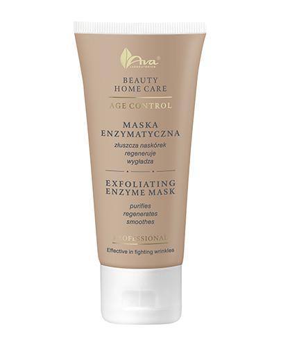 AVA BEAUTY HOME CARE Maska enzymatyczna - 100 ml - Apteka internetowa Melissa