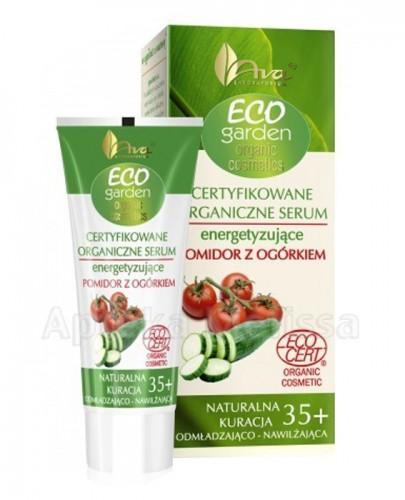 AVA ECO GARDEN Serum energetyzujące pomidor z ogórkiem - 30 ml - Apteka internetowa Melissa