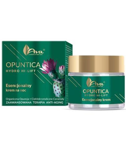 AVA OPUNTICA Esencjonalny krem na noc - 50 ml