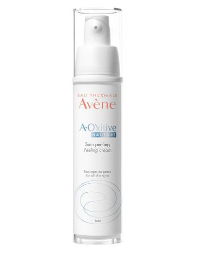 AVENE A-OXITIVE NOC Krem peelingujący do każdego rodzaju skóry - 30 ml - cena, opinie, właściwości