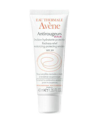 AVENE Antirougeurs Jour Krem (emulsja) skóra wrażliwa, naczynkowa, normalna lub mieszana - 40 ml  - Drogeria Melissa