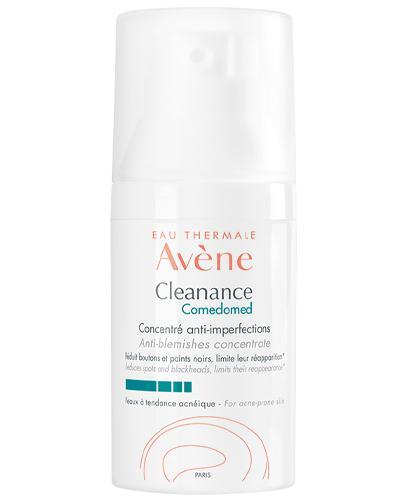 AVENE CLEANANCE COMEDOMED Koncentrat przeciw niedoskonałościom - 30 ml - cena, opinie, właściwości - Drogeria Melissa