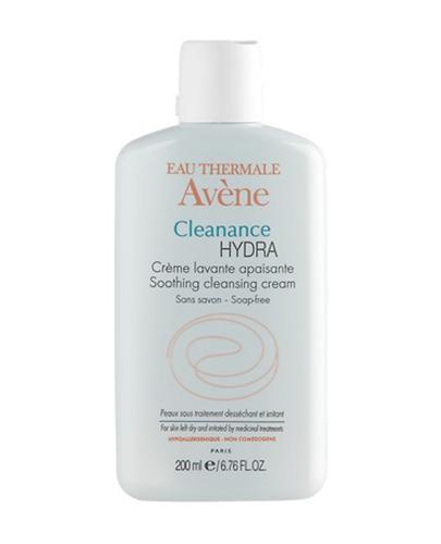 AVENE CLEANANCE HYDRA Krem oczyszczająco-łagodzący - 200 ml