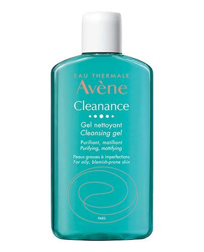 Avene Cleanance Żel oczyszczający - 200 ml - cena, opinie, właściwości - Apteka internetowa Melissa