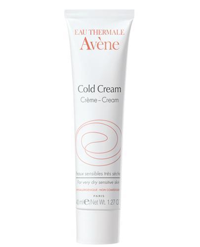 AVENE Cold Cream Krem - 100 ml - Apteka internetowa Melissa