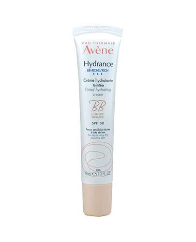 Avene Hydrance BB Nawilżający krem koloryzujący SPF 30 bogata konsystencja - skóra odwodniona, do skóry wrażliwej, 40 ml - cena, opinie, właściwości - Apteka internetowa Melissa