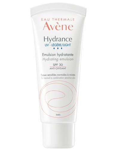 AVENE HYDRANCE UV LEGERE Lekki krem nawilżający SPF30 - 40 ml - cena, właściwości, opinie