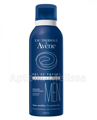 AVENE MEN Żel do golenia - 150 ml - Apteka internetowa Melissa