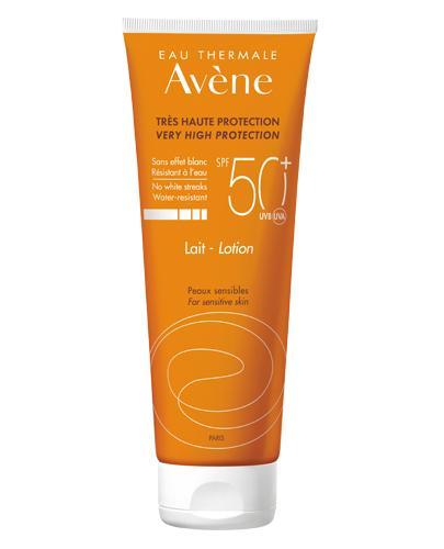 AVENE SUN SPF50+ Mleczko do ciała do skóry wrażliwej - 250 ml - Apteka internetowa Melissa