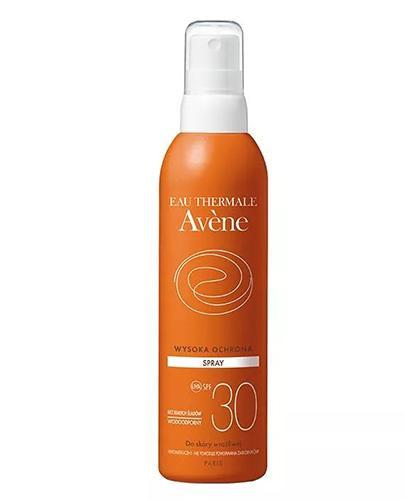 AVENE SUN Spray przeciwsłoneczny SPF30 - 200 ml - Apteka internetowa Melissa