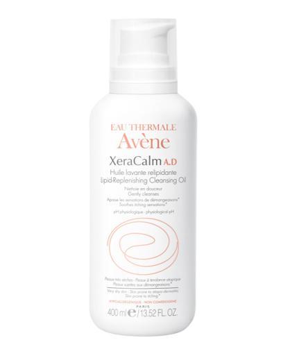 AVENE XeraCalm A.D Olejek oczyszczający uzupełniający lipidy - 400 ml