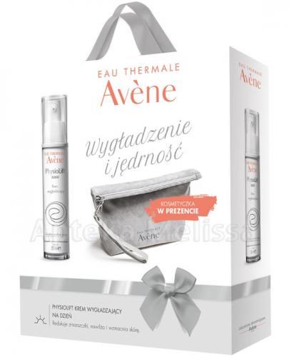 AVENE PHYSIOLIFT Krem wygładzający na dzień - 30 ml + Kosmetyczka w prezencie