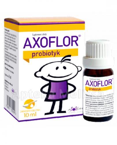 AXOFLOR Probiotyk - 10 ml  - Apteka internetowa Melissa