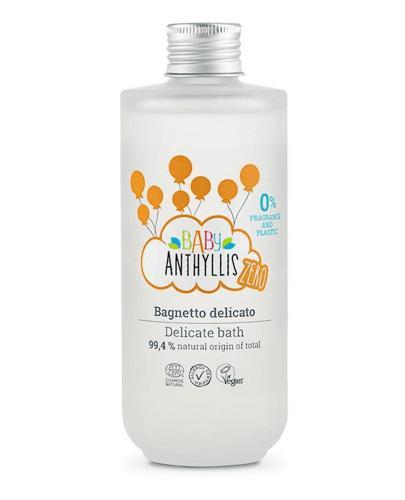 Baby Anthyllis Zero Płyn do kąpieli dla dzieci i niemowląt - 200 ml - cena, opinie, właściwości