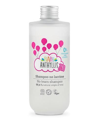 Baby Anthyllis Zero Szampon dla dzieci i niemowląt bezzapachowy - 200 ml - cena, opinie, właściwości  - Apteka internetowa Melissa