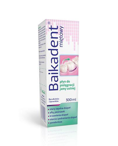 BAIKADENT Miętowy - 300 ml - Apteka internetowa Melissa
