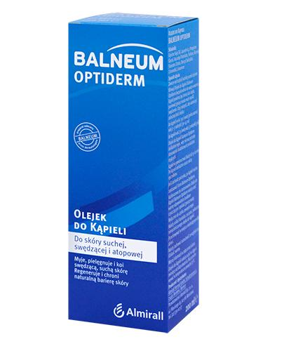 BALNEUM OPTIDERM Olejek do kąpieli - 500 ml - Apteka internetowa Melissa