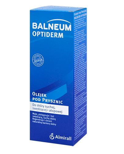 BALNEUM OPTIDERM Olejek pod prysznic - 200 ml - Apteka internetowa Melissa