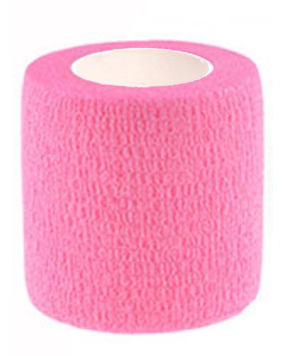 Bandaż kohezyjny 5 m x 4,5 cm różowy - 1 szt. - cena, opinie, właściwości - Apteka internetowa Melissa