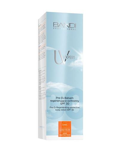 BANDI UV EXPERT PRE-D3 Balsam regenerująco-ochronny SPF30 - 150 ml - Apteka internetowa Melissa