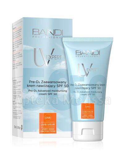 BANDI UV EXPERT PRE-D3 Zaawansowany krem nawilżający SPF50 - 50 ml - Apteka internetowa Melissa