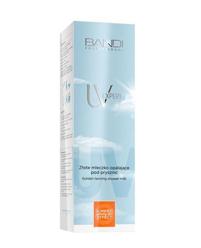 BANDI UV EXPERT Złote mleczko opalające pod prysznic - 150 ml