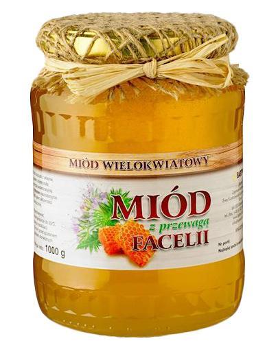 Bartpol Miód z przewagą Facelli - 1000 g - cena, opinie, właściwości - Drogeria Melissa