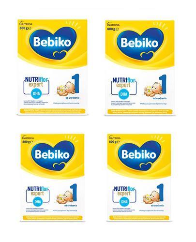 BEBIKO 1 Mleko modyfikowane początkowe dla niemowląt - 4 x 800 g  - Apteka internetowa Melissa