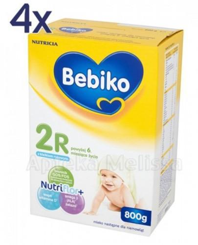 Bebiko 2R Mleko następne dla niemowląt - 4 x 800 g  - Apteka internetowa Melissa