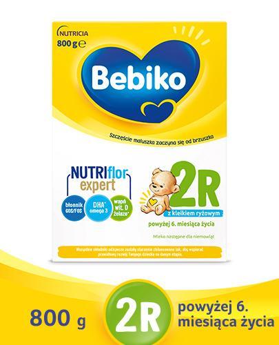 Bebiko 2R Mleko następne dla niemowląt - Apteka internetowa Melissa