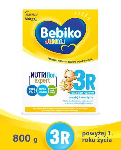 Bebiko 3R Junior Mleko modyfikowane następne dla niemowląt - Apteka internetowa Melissa