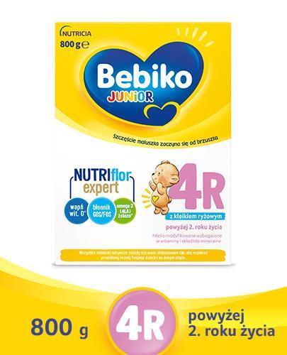 Bebiko 4R Junior Mleko modyfikowane następne dla niemowląt - Apteka internetowa Melissa