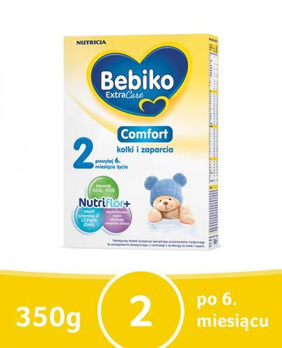 Bebiko Comfort 2 Mleko modyfikowane następne dla niemowląt na kolki i zaparcia - Apteka internetowa Melissa