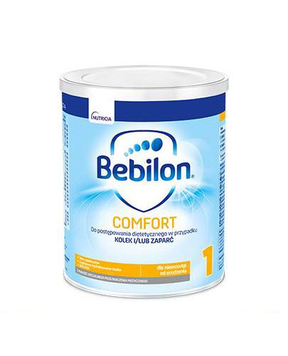 BEBILON 1 COMFORT ProExpert - mleko modyfikowane - 400 g - cena, opinie, stosowanie