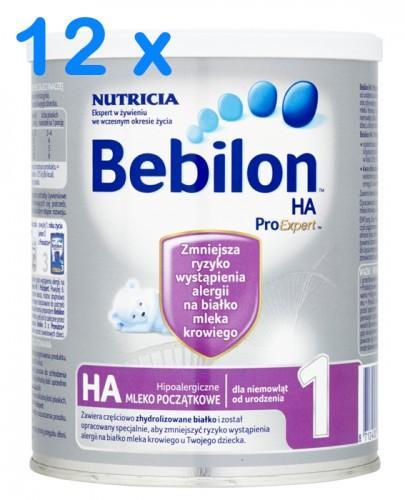 Bebilon 1 HA ProExpert Mleko modyfikowane w proszku - Apteka internetowa Melissa