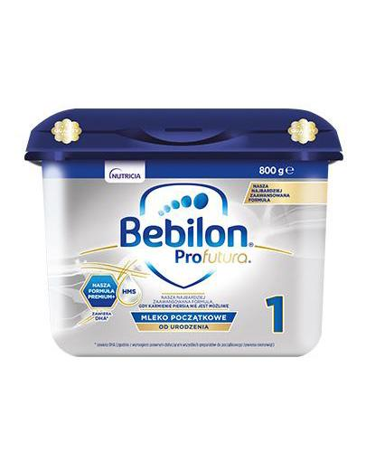 BEBILON 1 PROFUTURA Mleko modyfikowane w proszku - 800 g NOWE OPAKOWANIE