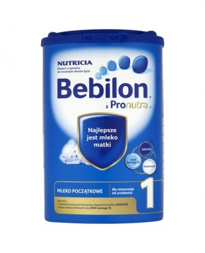 BEBILON 1 Z PRONUTRA Mleko modyfikowane w proszku - 800g - Apteka internetowa Melissa