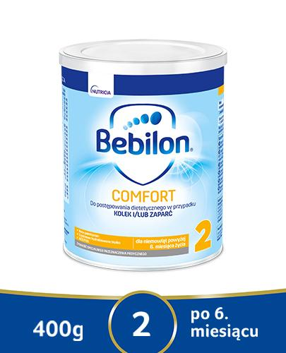 BEBILON 2 COMFORT PROEXPERT w proszku - 400 g