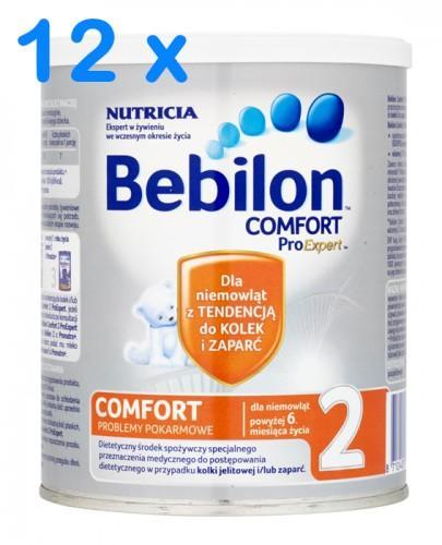 Bebilon 2 Comfort ProExpert Mleko modyfikowane w proszku - Apteka internetowa Melissa