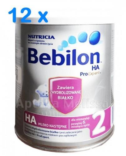 Bebilon 2 HA ProExpert Mleko modyfikowane w proszku - Apteka internetowa Melissa