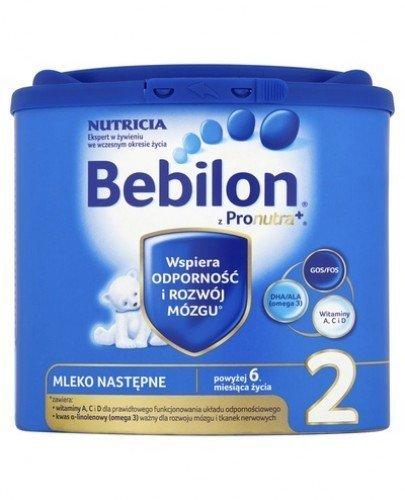 BEBILON 2 Z PRONUTRA+ Mleko modyfikowane w proszku - 350 g - Apteka internetowa Melissa