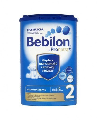 BEBILON 2 Z PRONUTRA+ Mleko modyfikowane w proszku - 800g - Apteka internetowa Melissa