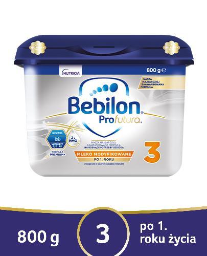 Bebilon 3 Profutura Mleko modyfikowane w proszku - Apteka internetowa Melissa