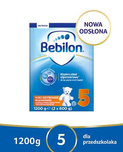 Bebilon 5 Junior z Pronutra+ 1200g613347