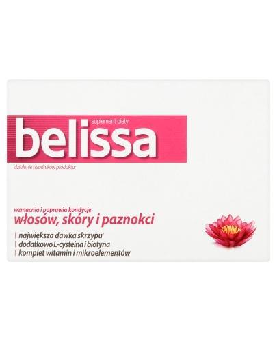 BELISSA - 60 tabl. - Drogeria Melissa