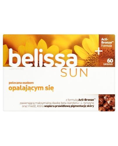 BELISSA SUN - 60 tabl.  - Apteka internetowa Melissa