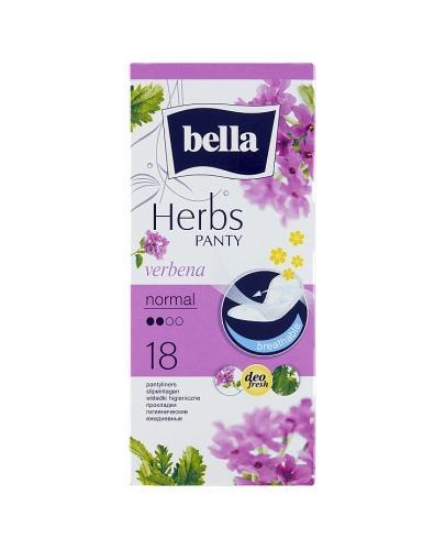 BELLA PANTY HERBS VERBENA Wkładki  higieniczne - 18 szt. - Apteka internetowa Melissa